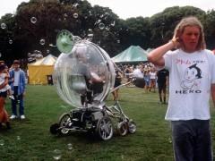 Bubble Machine I
