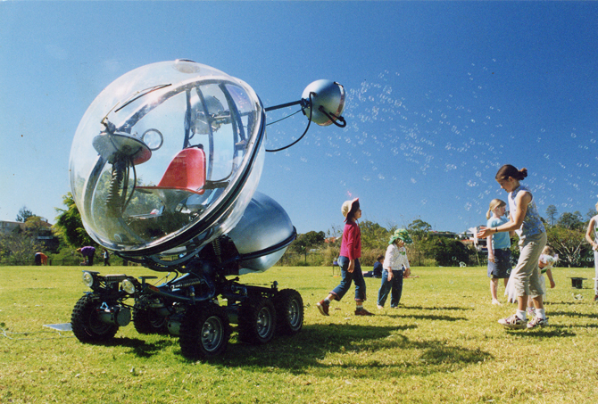 Bubble Machine II